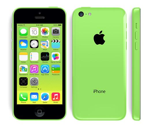 iPhone 5C появится в Украине в октябре по цене от 5199 грн
