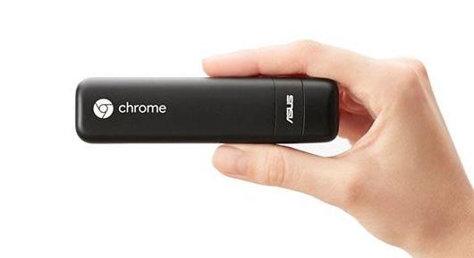 Asus иGoogle запустили продажи мини-компьютера Chromebit наChromeOS