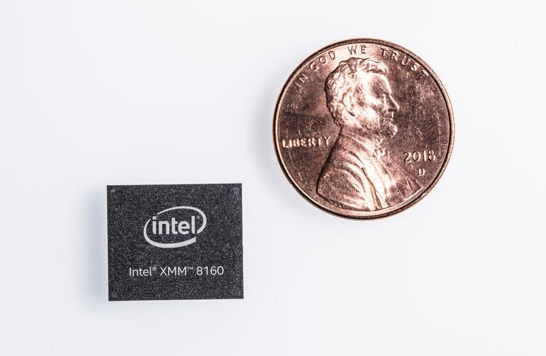 Intel ускорит выход модема 5G на шесть месяцев