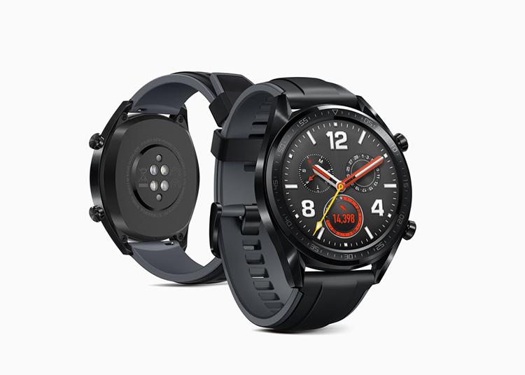 Новые смарт-часы Huawei Watch GT 2 работают до двух недель на одном заряде