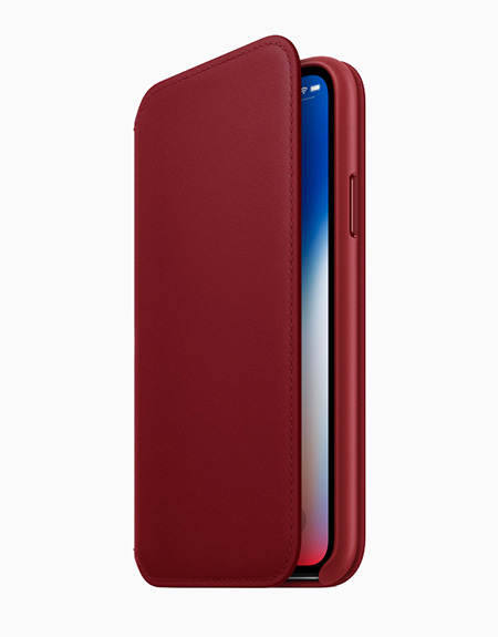Apple выпустила iPhone 8 и iPhone 8 Plus RED Special Edition