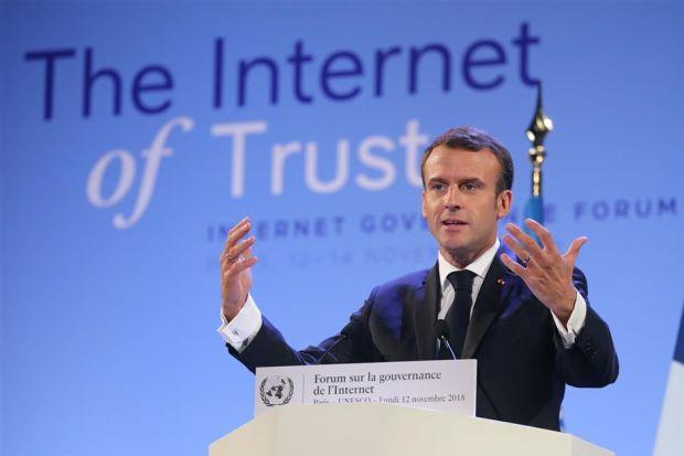 Призыв к доверию в киберпространстве принят без США, Китая и России