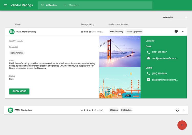 Google закончила тестирование среды быстрой разработки приложений