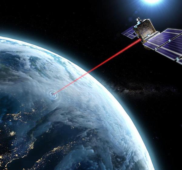 Прожигание облаков гарантирует стабильность лазерных спутниковых коммуникаций