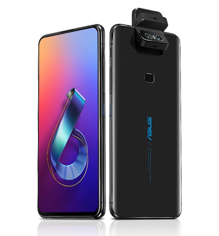 Флагманский смартфон ASUS ZenFone 6 стоит 14999 грн
