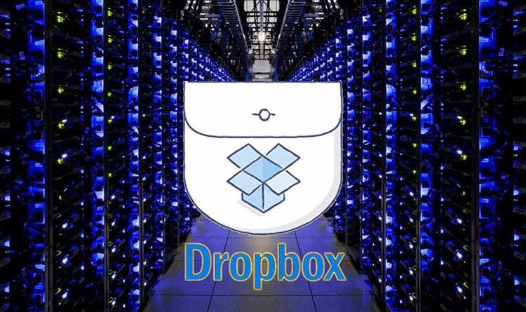 Dropbox начала наращивать ёмкость на экзабайтном уровне