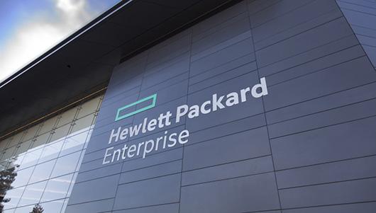 Квартальная прибыльHP Enterprises упала в4,6 раза