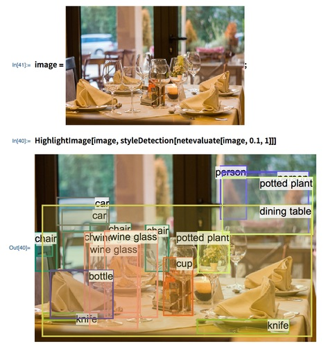 Wolfram Research анонсировала хранилище готовых к использованию нейросетей