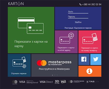 Вгосударстве Украина начал работать новый вид переводов средств
