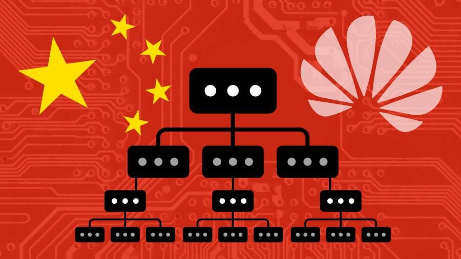 Китай и Huawei хотят изменить фундамент Интернета