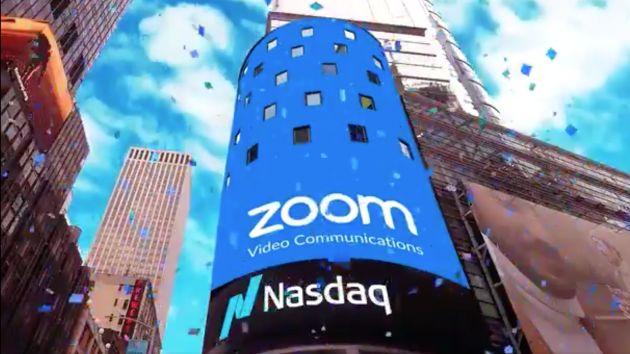 Акции Zoom