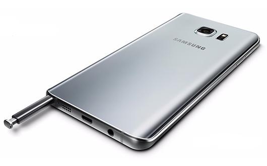 Samsung представила фаблеты Galaxy Note 5 и Galaxy S6 Edge+