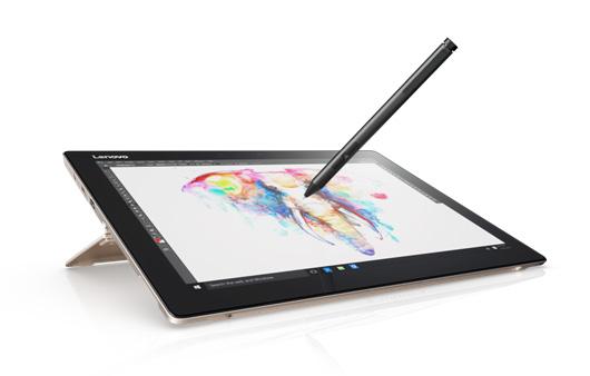 Гибридный планшет Lenovo IdeaPad Miix 720 получил стилус Active Pen 2