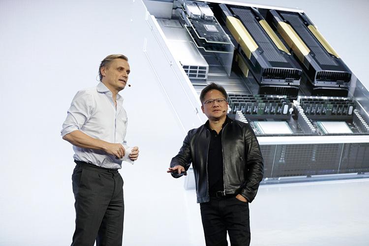 Ericsson и NVIDIA ускорят виртуализированные 5G радиосети с помощью GPU