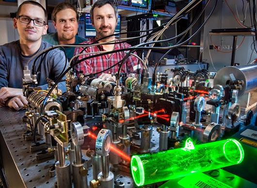 Атомная память делает квантовые коммуникации реальностью