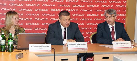 Новинки Oracle OpenWorld 2013 представлены в Киеве