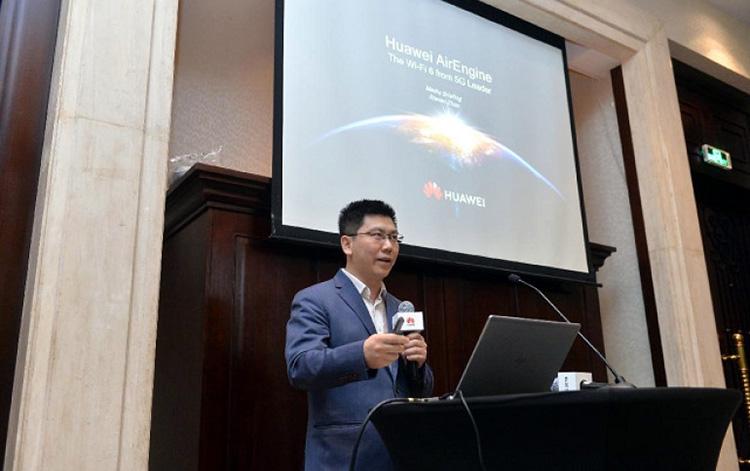 Под брендом Huawei AirEngine будут выходить продукты Wi-Fi 6