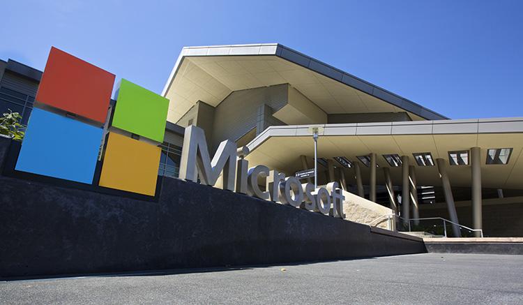 Квартальная выручка Microsoft превысила 30 млрд долл., увеличившись на 17%