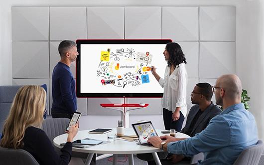 Компания Google представила 55-дюймовый «планшет» с4К-экраном