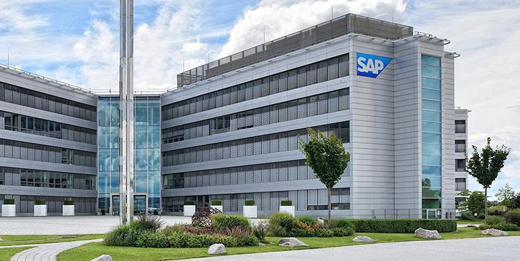 Оборот SAP за прошедший квартал достиг 6,63 млрд евро