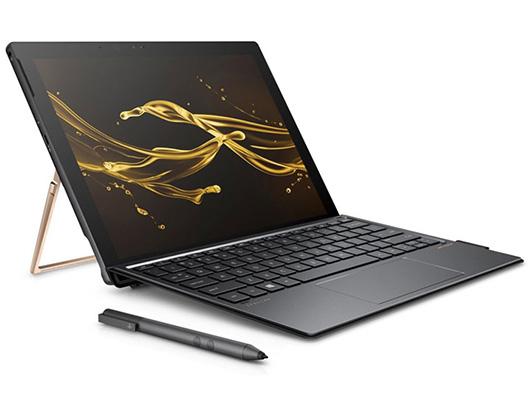 Гибридный планшет HP Spectre x2 получил 12,3-дюймовый дисплей 3000×2000 с перьевым вводом