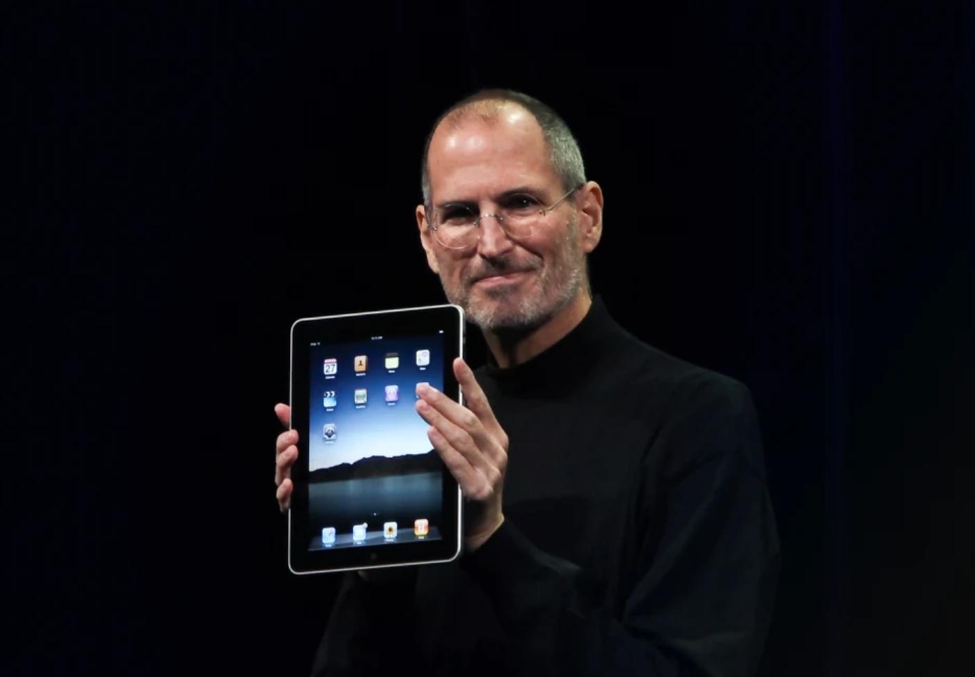 iPad отмечает 10-летний юбилей