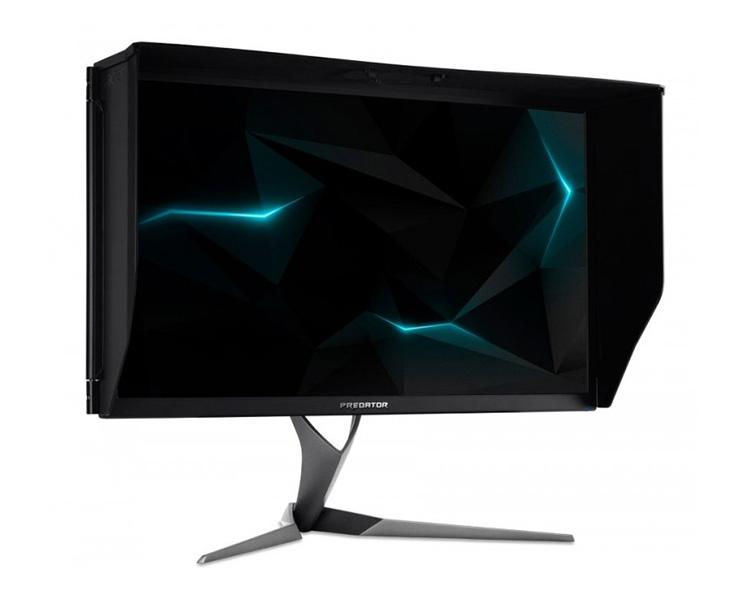 Acer представила 4K-монитор Predator X27