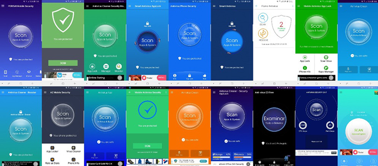 Две трети антивирусов в Google Play Store оказались ненастоящими