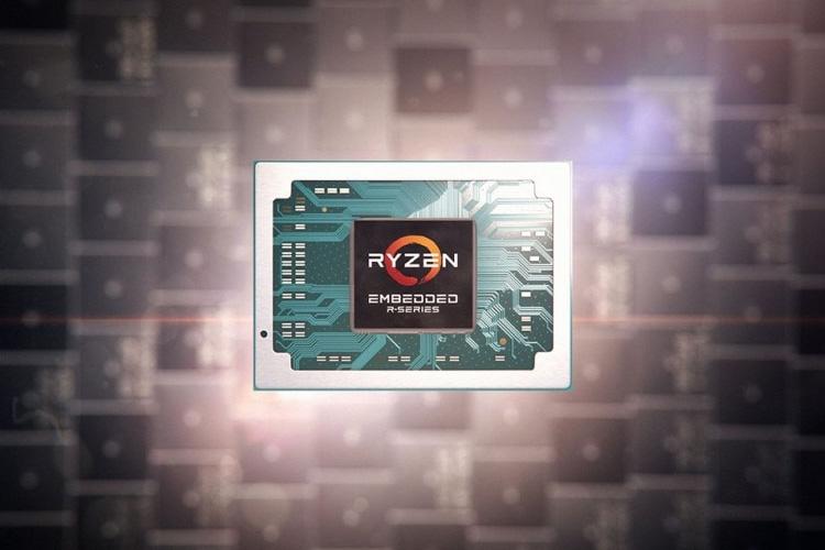 AMD представила встраиваемый процессор Ryzen Embedded R1000