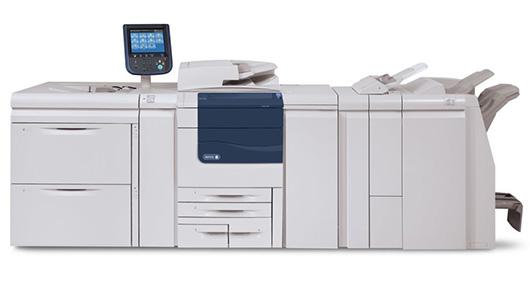 Xerox МФУ Color 570 упростит оперативное изготовление печатной продукции
