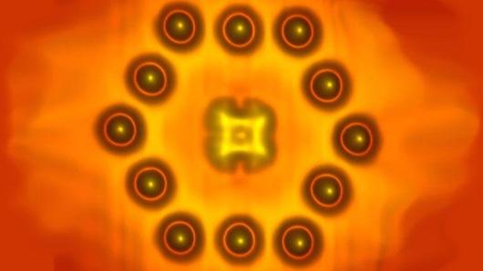 Молекулярный транзистор может управлять отдельными электронами