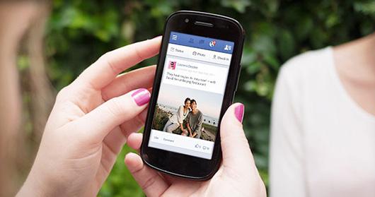 Квартальная выручка Facebook выросла на 41% до $4,5 млрд