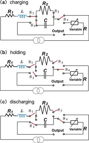 Конденсатор + резистор = источник питания