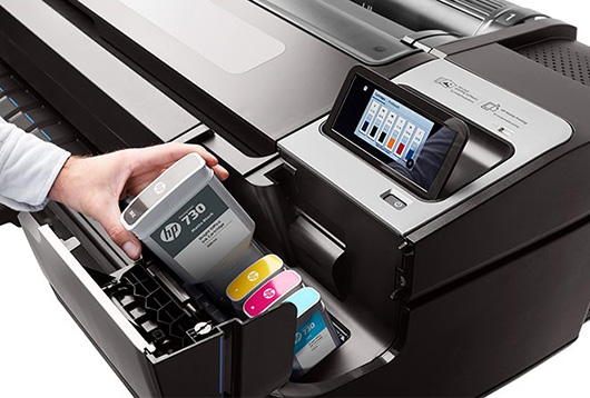 Анонсировано новое поколение 44-дюймовых принтеров HP DesignJet