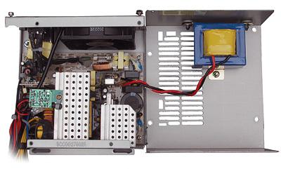 блок питания fsp250-60gta схема