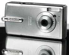 Canon Digital IXUS i -- ай да крошка!