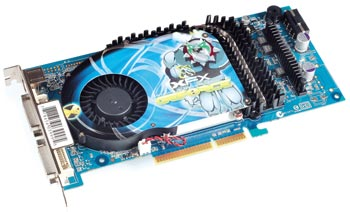 XFX GeForce 6800 GT