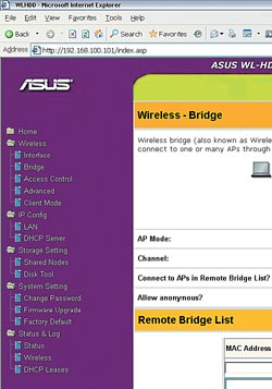 ASUS Wireless HDD