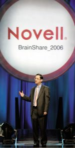 Novell BrainShare 2006 приоритеты – Linux и Open Source