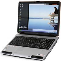 Toshiba Satellite P100-221 – первый ноутбук с GeForce Go 7900