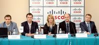 "Cisco Expo 2009 прошла под девизом ""Знание-сила"""