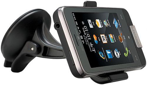 Навигационный смартфон с автокомплектом или без?